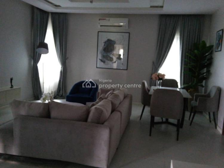 a Newly Built Two Bedroom Flat in a Serviced Estate, Estate in Abijo Gra Close to Rainoil, Ajah, Lagos, Flat for Sale