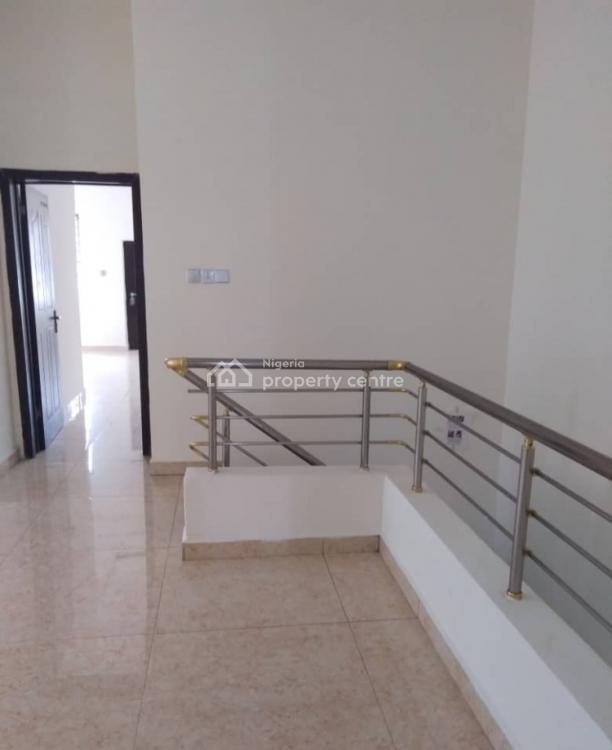 Finished 4 Bedroom Semi Detached Duplex with a Room Bq, Off Orchid Road, Opposite Chevron, Lafiaji, Lekki, Lagos, Semi-detached Duplex for Sale