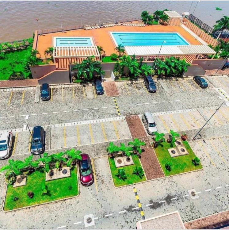 Super Luxury 4 Bedroom Serviced Apartment with a Bq, Banana Island, Ikoyi, Lagos, Flat for Rent