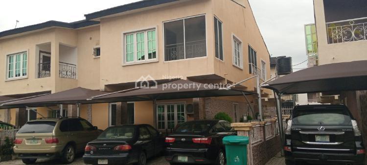 4 Bedroom Terrace Duplex, Lekki Gardens Phase 2,, Ajah, Lagos, Terraced Duplex for Sale