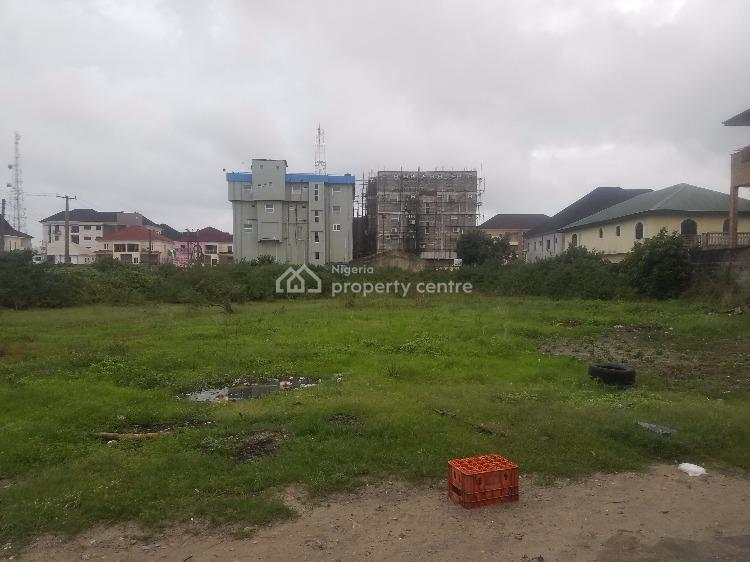 Dry and Gated Mixed Used Land, Off Durosomi Etti, Lekki Phase 1, Lekki, Lagos, Mixed-use Land for Sale