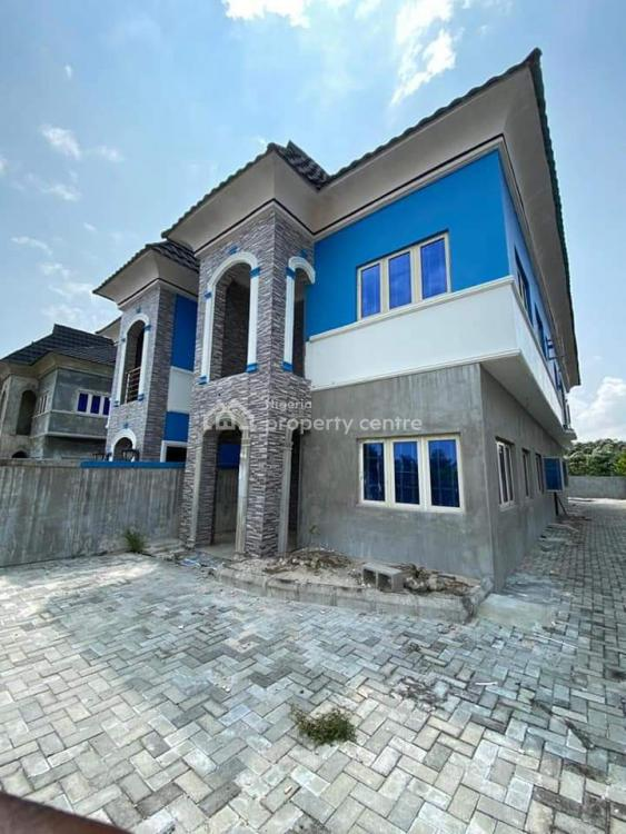Affordable 5 Bedroom Semi-detached Duplex Situated a a Secure Estate, Atican Beachview Estate, Abraham-adesunya, Ajah, Lagos, Semi-detached Duplex for Sale