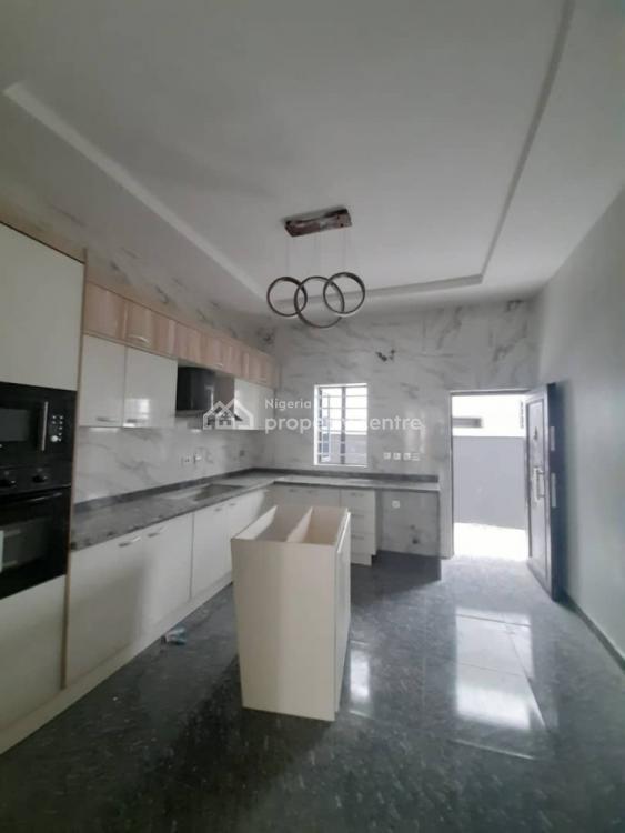 Luxury 4 Bedroom Semi  Detached and 1bq By Second Toll Gate, Oral Estate, Lekki Phase 2, Lekki, Lagos, Semi-detached Duplex for Sale