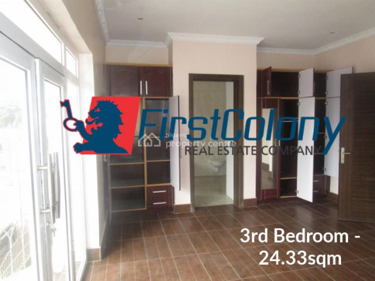 4 Bedroom Terrace Duplex with Excellent Facilities, Off Bourdillon Road, Old Ikoyi, Ikoyi, Lagos, Terraced Duplex for Rent