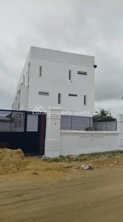 9 Units of 4 Bedroom Terraced Duplexes, Behind Peninsula Estate By Lbs, Opposite Sky Mall, Sangotedo, Ajah, Lagos, Terraced Duplex for Sale