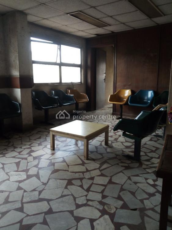 3 Storey Building Hospital Building, Association Avenue Estate, Palmgrove, Ilupeju, Lagos, Office Space for Sale