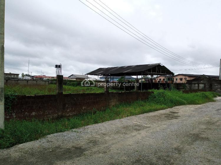 4 Plots of Land in a Hot-selling Estate, Shell Multipurpose Cooperative Society Estate Off Airport Road, Warri, Delta, Residential Land for Sale