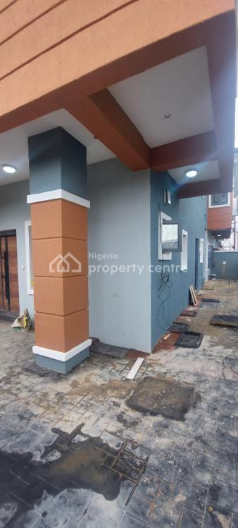 Luxury Four (4) Bedroom Detached Duplex with a Room Bq, Mende, Maryland, Lagos, Detached Duplex for Sale