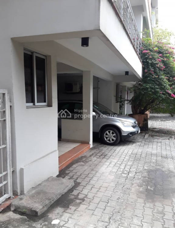 Vacant 3 Bedrooms Townhouse, Norman Williams, Ikoyi, Lagos, House for Sale