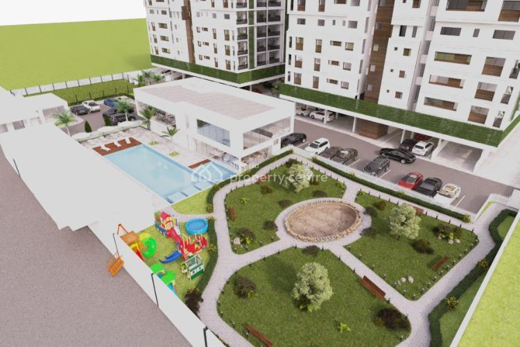 Upscale 3 Bedroom Apartment, Lekki Phase 1, Lekki, Lagos, Flat for Sale