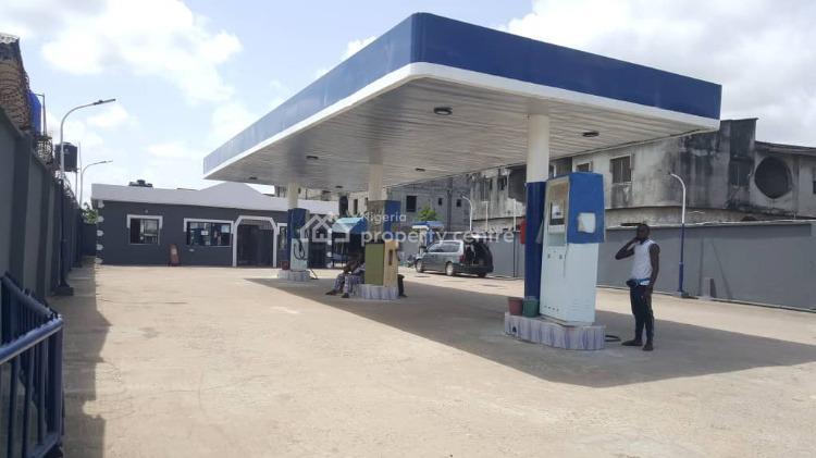 Filling Station, Lasu Iba Road, Alimosho, Lagos, Filling Station for Sale