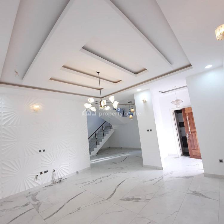 Brand New 4 Bedroom Detached Duplex with Bq, Lekki Phase 1, Lekki, Lagos, Detached Duplex for Sale