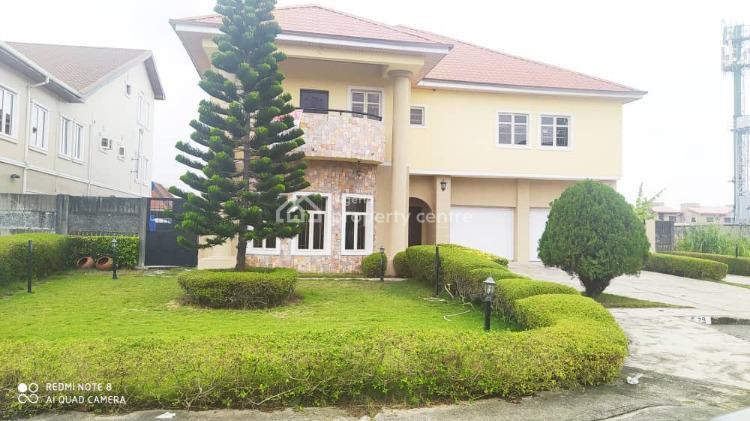 Massive 5 Bedroom Fully Detached Duplex, Nicon Town, Lekki, Lagos, Detached Duplex for Rent