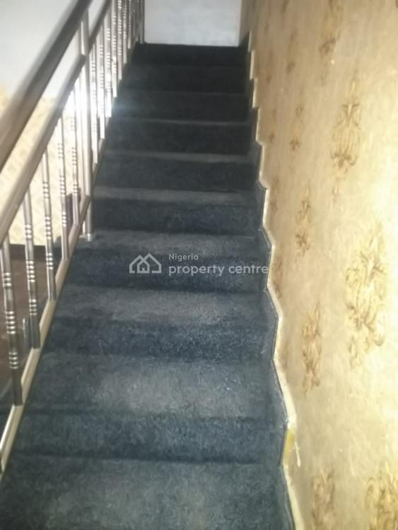 Exceptional 3 Bedroom Terraced Duplex with Bq in a Serviced Estate, Apo, Abuja, Terraced Duplex for Sale