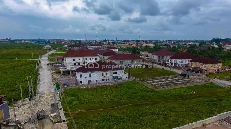Serviced Plots of Land with Governors Consent, Just 7.7km From The Lagos Business School, Sangotedo, Ajah, Lagos, Residential Land for Sale
