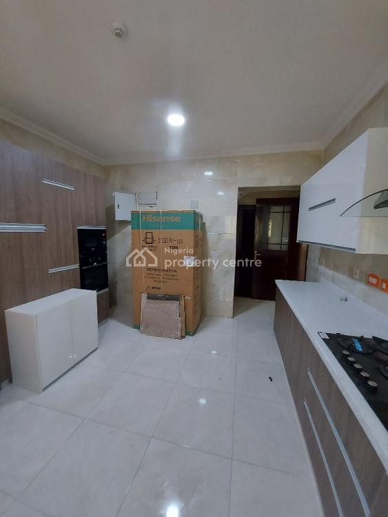 Brand New, Luxury & Fully Serviced Four Bedroom Terrace House with Bq, Residential Zone, Banana Island, Ikoyi, Lagos, Terraced Duplex for Rent