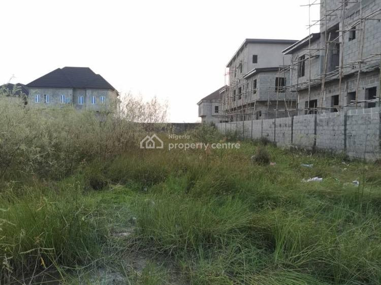 Prime Plot of Land (two Plots), Orchid Road, Lekki, Lagos, Residential Land for Sale