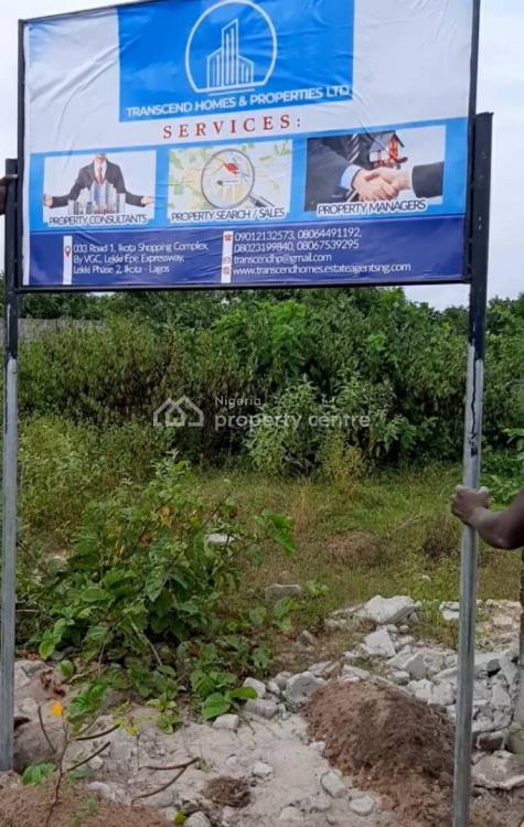 an Acre of Land, After The Refinery, Siriwon Town, Ibeju Lekki, Lagos, Mixed-use Land for Sale