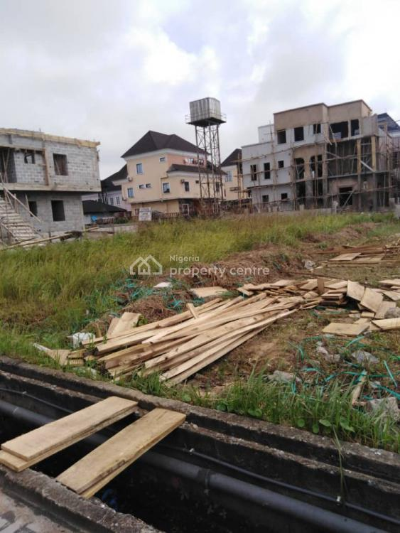 Available 600 Sqm of Land, Victory Park Estate Circle Mall Osapa London., Osapa, Lekki, Lagos, Residential Land for Sale