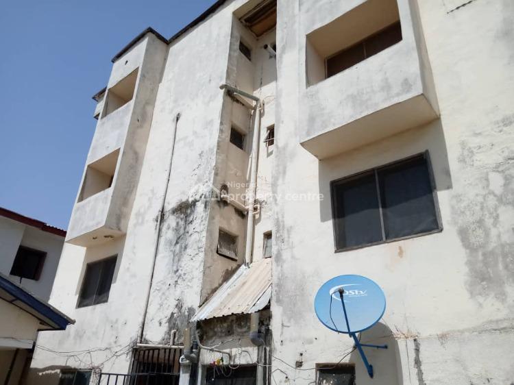 Solid Block of 6 Units of 3 Bedroom Flats, Emeka Anyaoku Street, Area 11, Garki, Abuja, Block of Flats for Sale