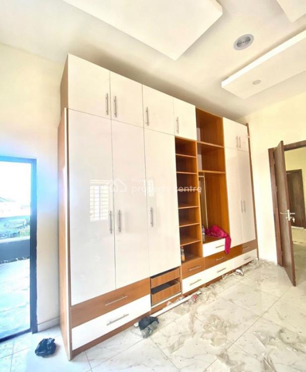 Modern 5 Bedrooms Fully Detached Duplex with a Room Bq, 2nd Toll Gate, Lekki, Lagos, Detached Duplex for Sale