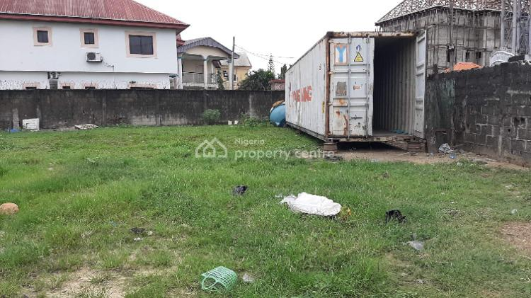 Well Shaped, Fenced and Gated Two (2) Plots of Land, Off Idiagbon Road, Gra Phase 3, Port Harcourt, Rivers, Residential Land for Sale