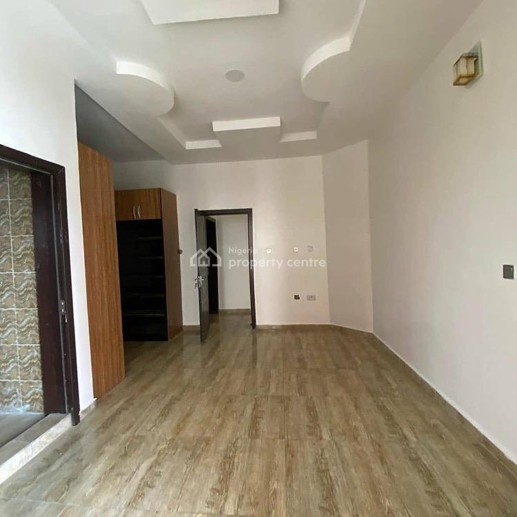 Newly Built 4 Bedrooms Terraced Duplex, 2nd Toll Gate, Lekki, Lagos, Terraced Duplex for Sale