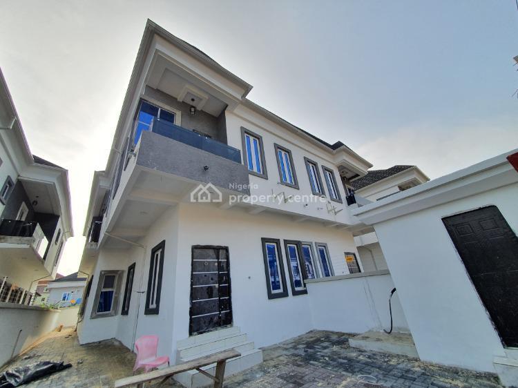 Exotic Brand New 4 Bedroom Semi-detached Duplex with Bq, Lekki, Lagos, Semi-detached Duplex for Sale