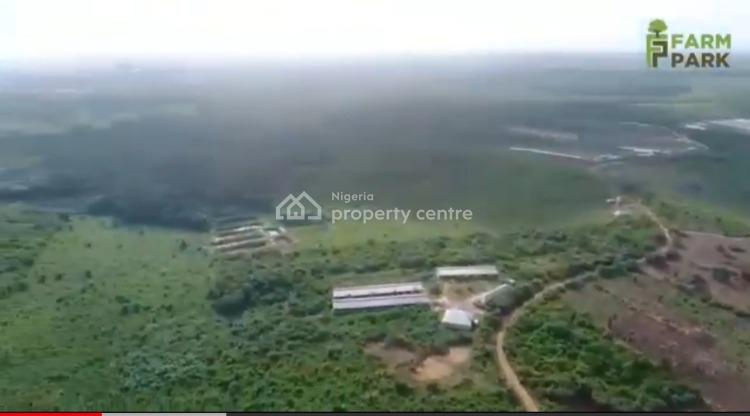 Farm Land., Farmpark , Off Igbonla Road By St. Augustine University., Epe, Lagos, Commercial Land for Sale