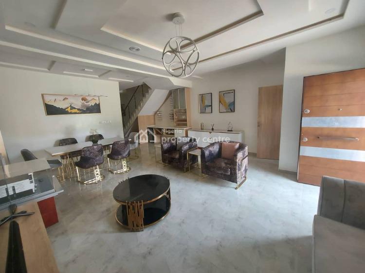4 Bedroom Semi-detached House, Lekki Phase 1, Lekki, Lagos, Semi-detached Duplex for Sale