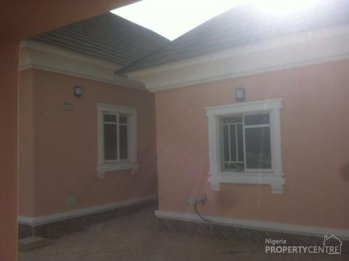 4 Bedroom Detached Bungalow with Bq, Lokogoma District, Abuja, Detached Bungalow for Sale
