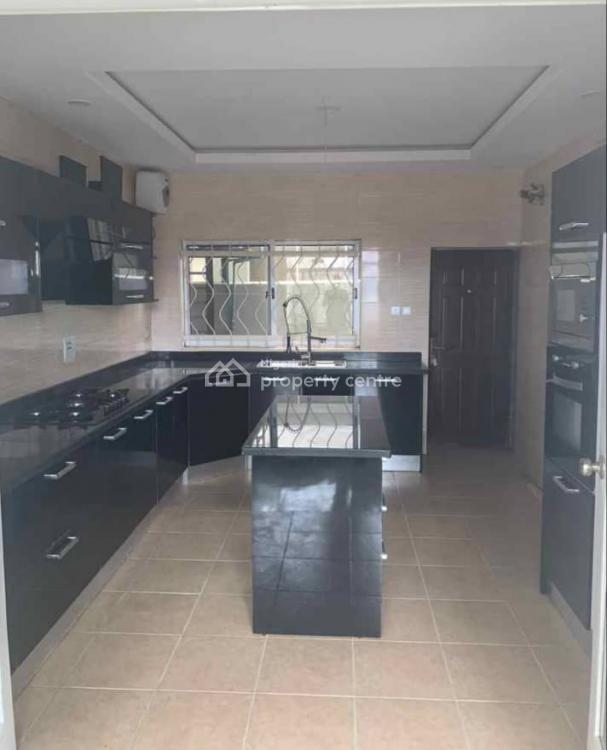 Fantastic 5 Bedroom Semi Detached Duplex with Bq, Behind Meadow Hall School, Lekki, Lagos, Semi-detached Duplex for Sale