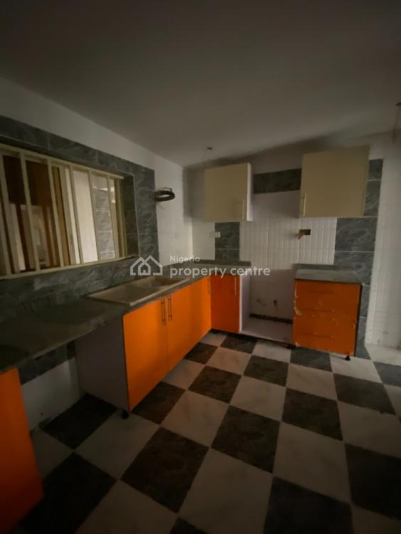 Newly Built 3 Bedroom Apartment with B. Q, By Lekki 2nd Toll Gate, Lekki, Lagos, Flat for Sale