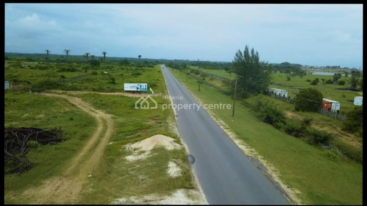 Serviced Plots of Land Within an Estate, Opposite The Proposed Golf Course, That Goes Straight to The Atlantic, Ibeju Lekki, Lagos, Residential Land for Sale