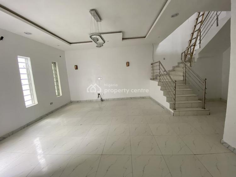 Luxury 4 Bedroom Semi Detached Duplex with Bq, Lekki Palm City Estate., Ajah, Lagos, Semi-detached Duplex for Sale