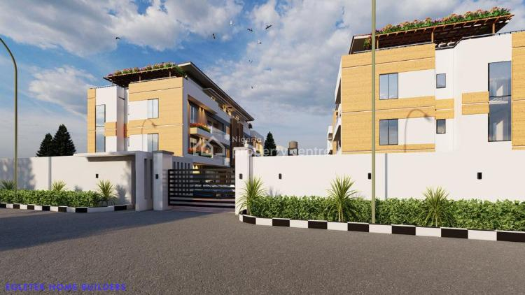5 Bedroom Fully Detached, Abijo. Less Than 1 Mins Drive From The Lekki Epe Expressway., Ibeju Lekki, Lagos, Terraced Duplex for Sale