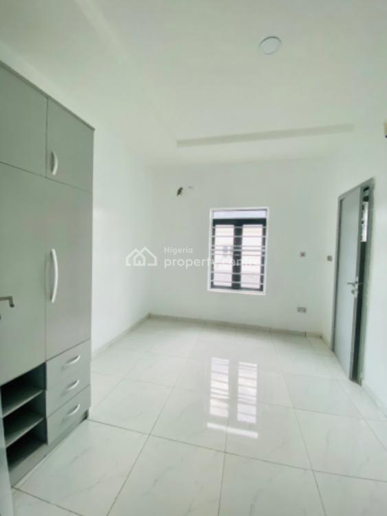 Spacious 4 Bedroom Luxury Semi Detached with a Boys Quarter, By Chevron Toll Gate, Lekki Expressway, Lekki, Lagos, Semi-detached Duplex for Sale