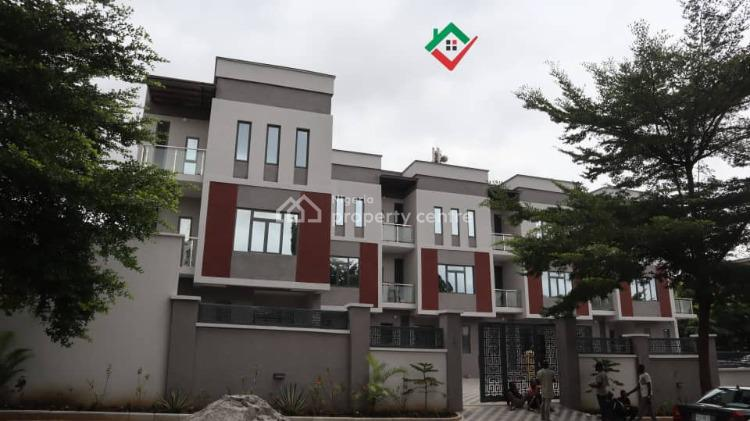 5 Bedrooms Terraced Duplex, Perfectly Finished, Federal Capital Territory, Jabi, Abuja, Terraced Duplex for Sale