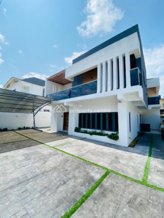 4 Bedroom Fully Detached Duplex with Staff Room+cinema & Study, Bera Estate, Lekki Expressway, Lekki, Lagos, Detached Duplex for Sale