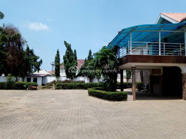 5 Bedrooms Twin Duplexes with 2 Rooms Bq Each Gardens, Jabi, Jabi, Abuja, House for Rent