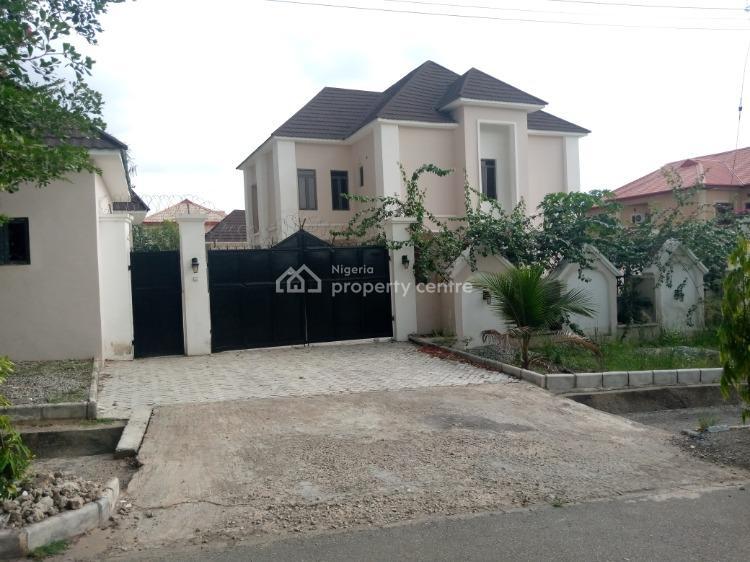Brand-new 4 Bedroom Detached Duplex with Bq, 69road, Gwarinpa, Abuja, Detached Duplex for Sale
