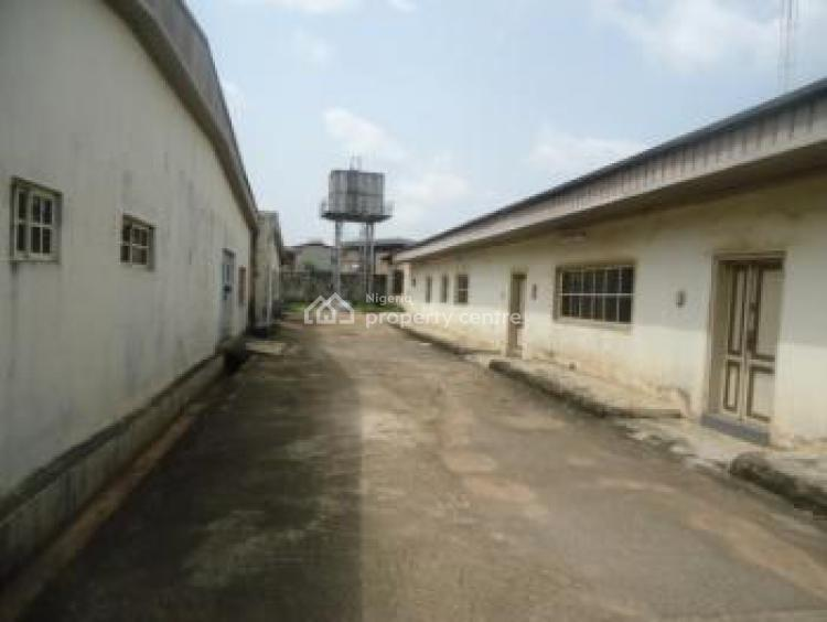 Functional Pharmaceutical Company Available for New Owners, Iperu-remo, Remo North, Ogun, Factory for Sale