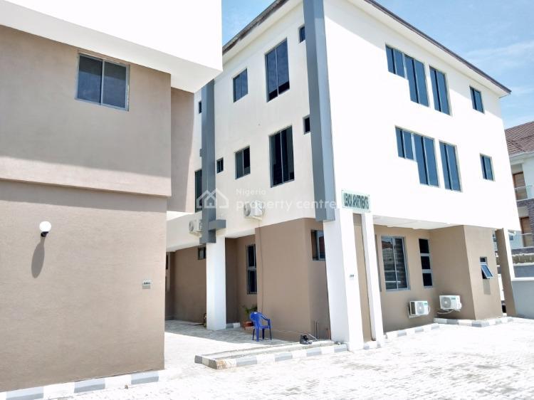Brand New 3 Bedroom Terrace Duplex, Lekki Phase 1, Lekki, Lagos, Terraced Duplex for Sale