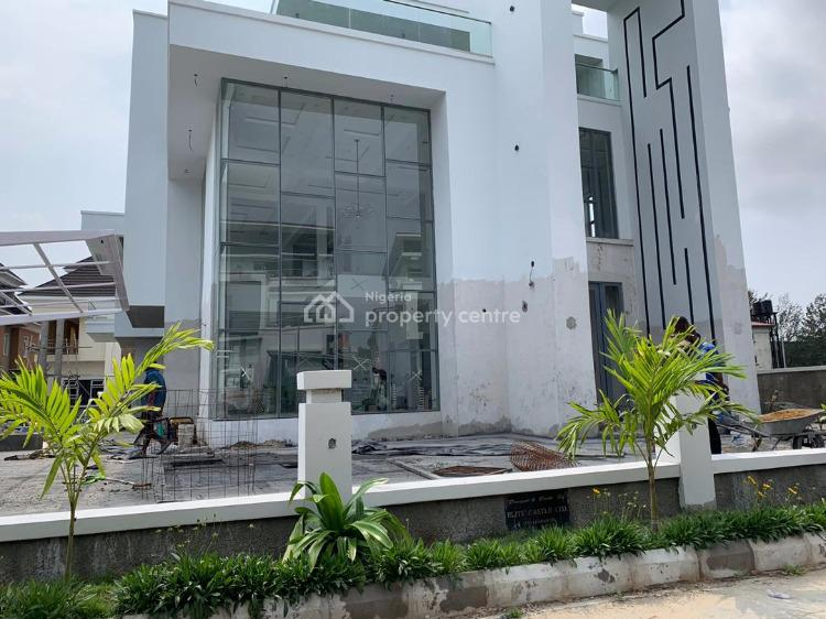 Luxury 5 Bedrooms Fully Detached Duplex, Arcadia Estate By Pinnock Beach, Osapa, Lekki, Lagos, Detached Duplex for Sale