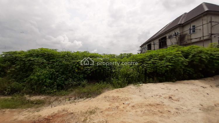 Well Located Plot of Dry and Firm Land, Cornerstone Road, Off Nta Road, Uzuoba, Port Harcourt, Rivers, Residential Land for Sale