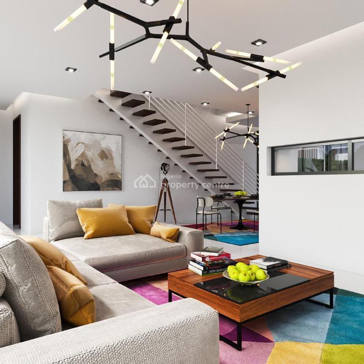 Luxury 4 Bedroom Maisonette Home with 2 Maids Room., Old Ikoyi, Ikoyi, Lagos, Flat for Sale