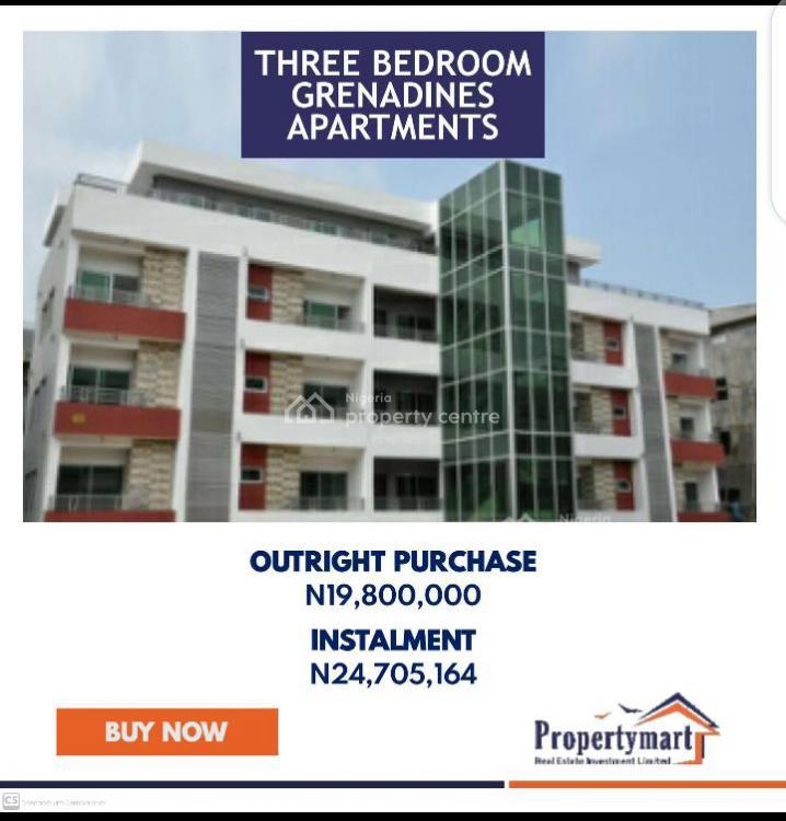 Luxury 3 Bedroom Apartment, Citiview Estate, Arepo., Ojodu, Lagos, Flat for Sale