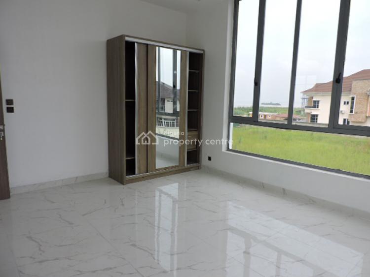 Luxury Water Front 5 Bedroom Detached House, Pinnock Beach Estate, Osapa, Lekki, Lagos, Detached Duplex for Sale