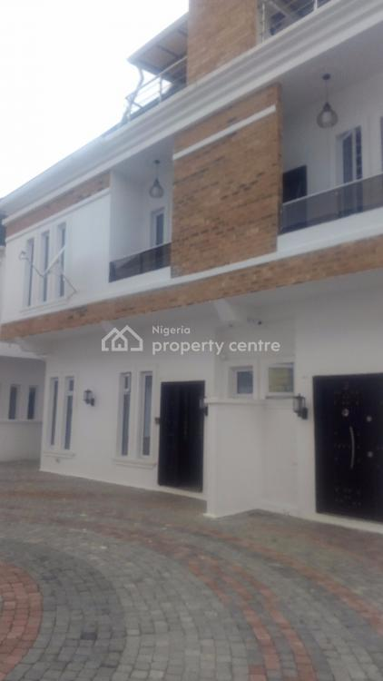 Unfurnished 4 Bedroom Flats for Rent in Oral Estate, Lekki ...