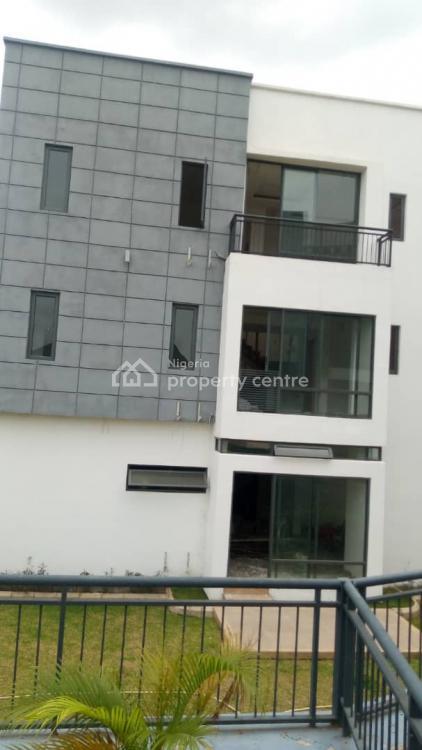 Terrace Duplex of 5 Bedroom with Swimmimg Pool, Jericho, Ibadan, Oyo, Terraced Duplex for Sale